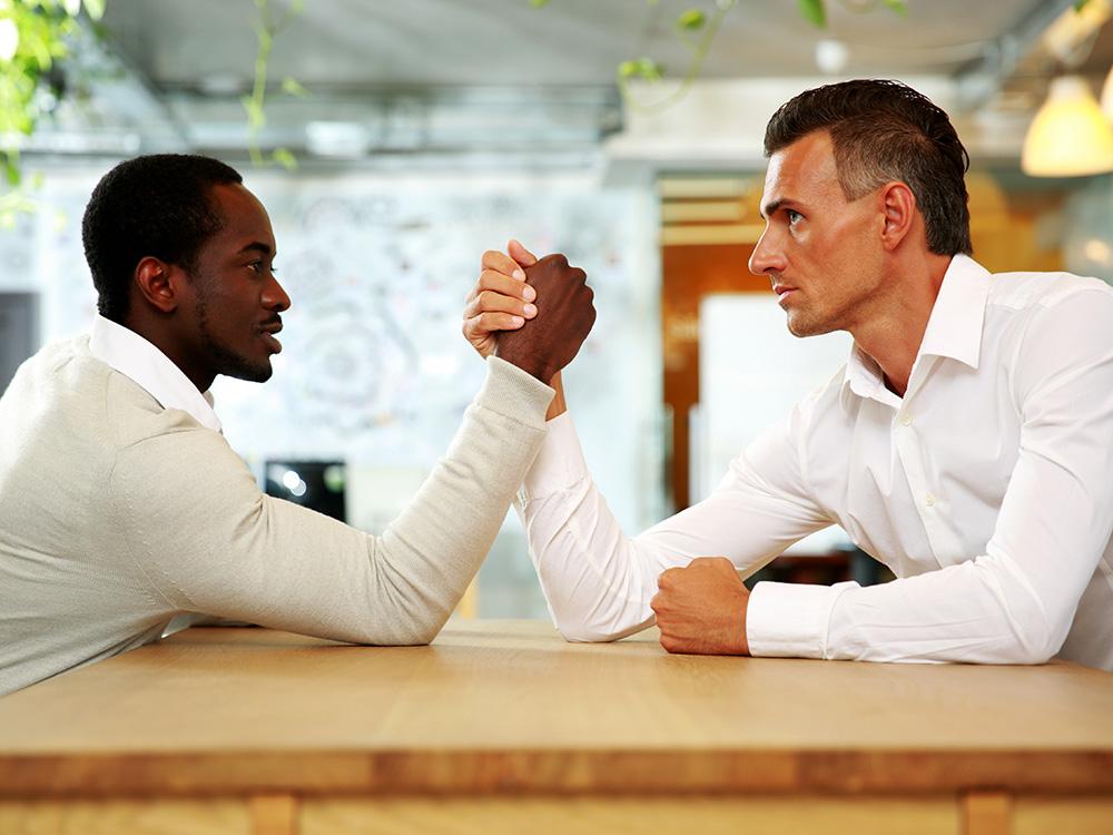 Conflict & Working Relationships